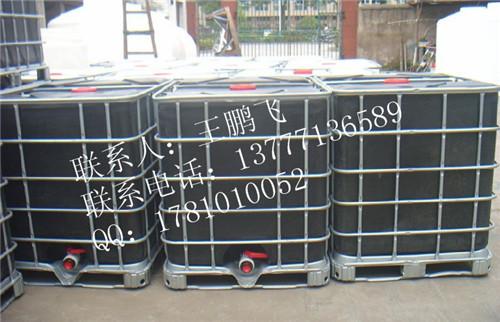 供应吨桶/方形吨桶/方形铁架叉车桶/液体储装箱