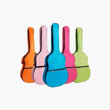 彩色吉他包双肩民谣木吉他包 加棉加厚 41寸防水防尘背包