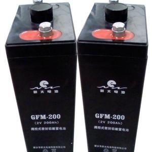 新太电池GFM-200固定型阀控式密封铅酸蓄电池