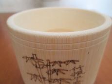 供应竹雕工艺品天然竹碗