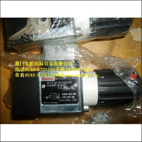 HED80A-20 350K14KS力士乐继电器