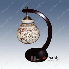 陶瓷灯,景德镇陶瓷灯罩厂家直销,手绘陶瓷灯具,酒店照明
