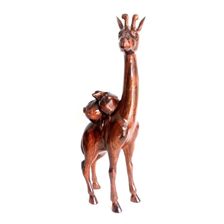 产品供应 长颈鹿双鹿