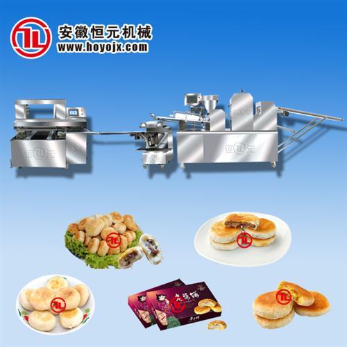 恒元机械(图),肉松酥饼机,酥饼机