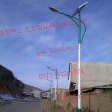 节能环保太阳能路灯崇明新农村建设利用率高LED路灯昆明宇之光太阳能