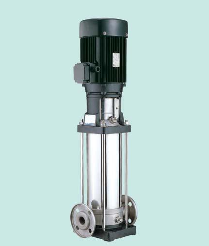供应dl立式多级不锈钢离心泵图片