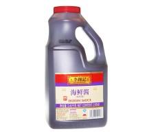 供应李锦记海鲜酱2.45公斤 高端调味酱