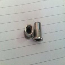 厂家供应304不锈钢拉铆螺母 拉帽 薄板拉铆螺母 门窗护栏拉铆螺母 薄棉板免焊拉铆螺母