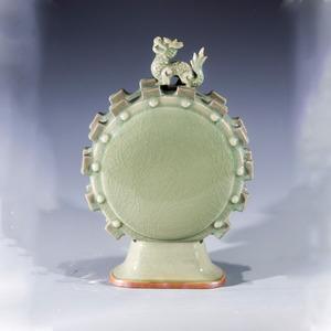 龙腾盛世-禹州市神垕现代高端礼品、收藏钧瓷摆件