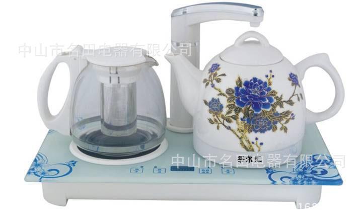 格顿款陶瓷电热水壶套装