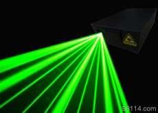 单绿激光灯