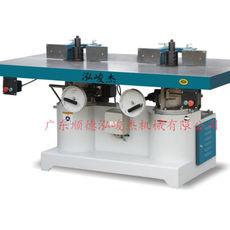 泓峻杰木工机械立铣MX53110 马氏款立式重型双轴木工铣床