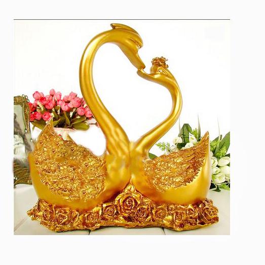 供应 百年好合 精美铜雕摆件
