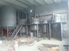 免蒸馏无酸碱小炼油设备