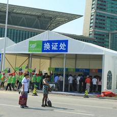 江苏篷房厂家,亚太铝合金篷房,常州蓬房租赁,展览摊位,出现帐篷