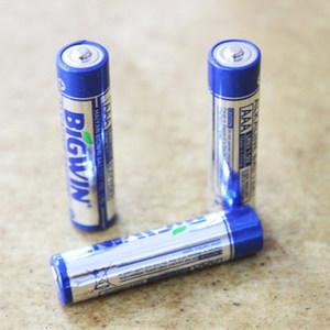 浙江供应 厂家直销 高性能大电流7号电池 干电池 AAA AM-4