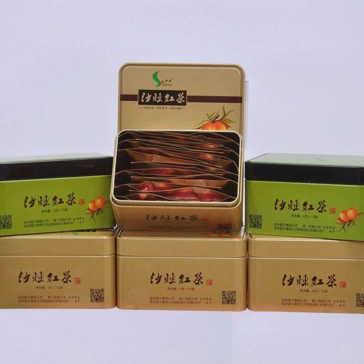 供应沙棘保健茶红茶