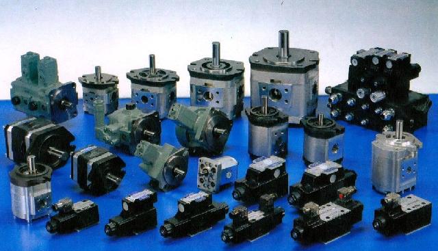 台湾安颂油泵VP5FD-A4-A4