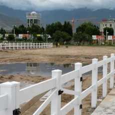 海南马场护栏跑马场护栏牲畜围栏塑料围栏护栏