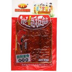 好正点好媳妇炭烧板筋麻辣味80g 素肉特产 辣条零食