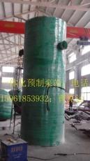 杭州嘉兴湖州宁波一体化预制泵站