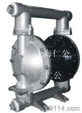 气动不锈钢隔膜泵RG40、聚丙烯隔膜泵、铝合金隔膜泵、PVDF隔膜泵