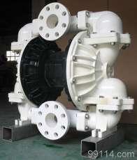气动PVDF隔膜泵RG80、不锈钢隔膜泵、铝合金隔膜泵、PVDF隔膜泵