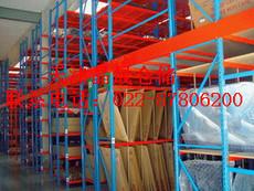 天津货架厂家  晶晟模具货架销售   层板货架批发