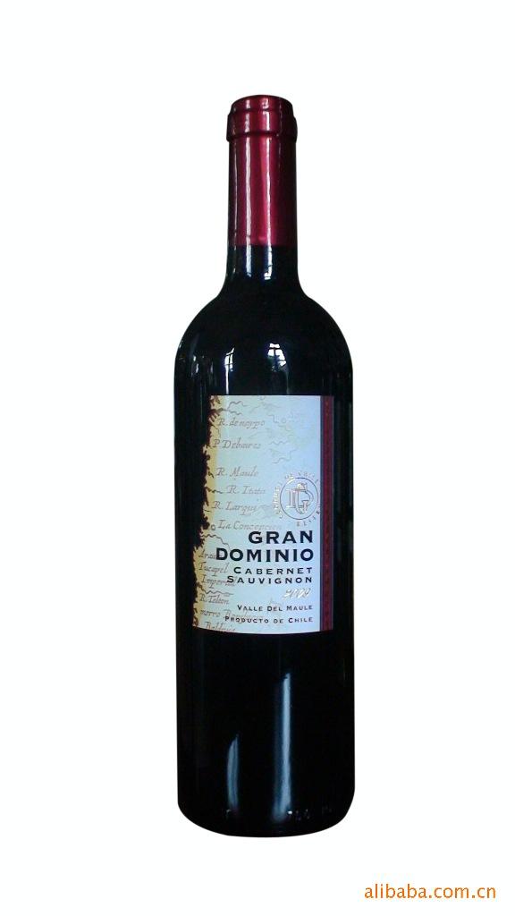 100%进口红酒 大地主赤霞珠干红葡萄酒 2009 红酒加盟