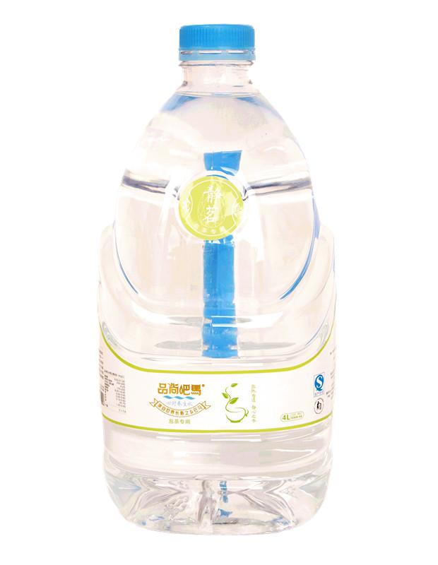 供应4.6l桶装泡茶矿泉水