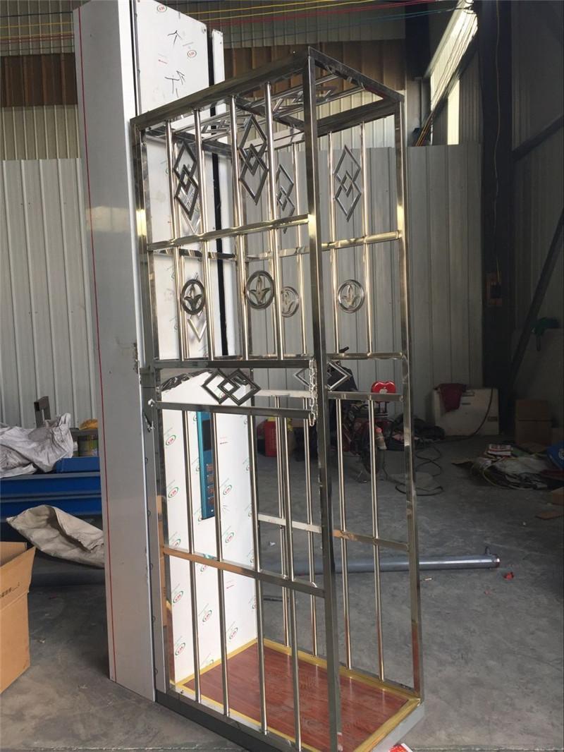 常德家用小型升降机升降货梯电动液压升降机高空作业车图片