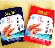 批发调味酱 大对虾酱 两种口味 寿司料理 烟海海鲜酱100克