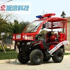 四川旭信LX250-1消防灭火四轮摩托车价格