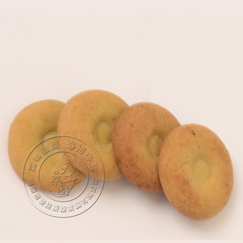 天工桑园桑叶桃酥 桑叶饼干酥脆美食特产120g