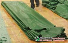 扬州订做汽车货柜车防雨布 铁路运输篷布 平板车篷布生产厂