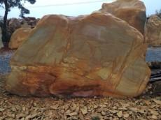 批发园林景观石黄蜡石,园林景观置景黄蜡石,黄蜡石价钱