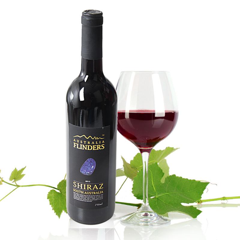 原瓶装进口红酒弗林徳斯西垃 解百纳梅洛混酿干红 供应批发葡萄酒