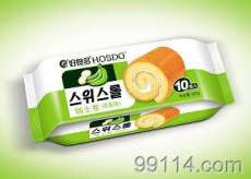 好食多瑞士卷蛋糕【香蕉味】休闲食品 韩国风味