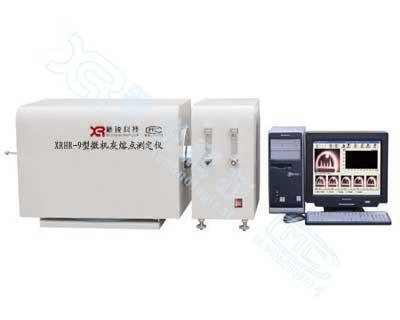 XRHR-9型微机灰熔点测定仪