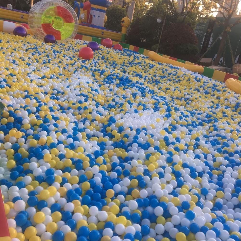 【百万球池设备球叔叔出租乐园暖场v设备海洋价麦当劳商场图片