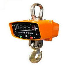 天津电子吊秤-钢材市场称重吊磅-30t数据打印吊秤