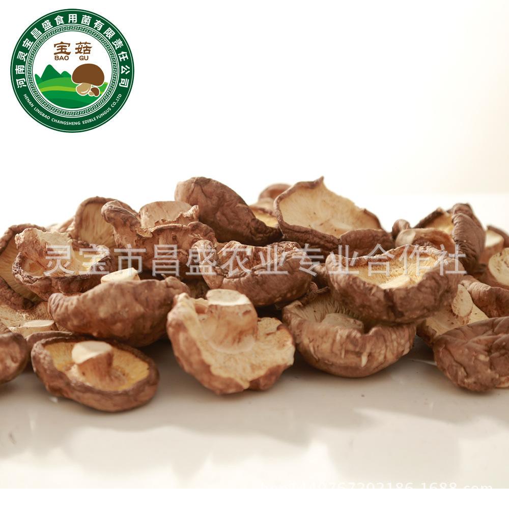 昌盛宝菇干菇500g装 大片干香菇餐厅食堂包子铺专用实惠 香味特浓厂家批发