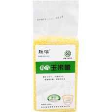 胜澳长期批发非转基因【玉米碴】真空包装五谷杂粮有机玉米碴450g
