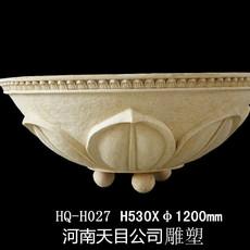 郑州景观砂岩花盆欧式人造砂岩花盆厂家
