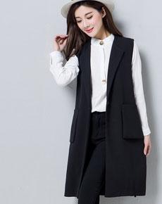 2016新款春秋韩国无袖显瘦背心