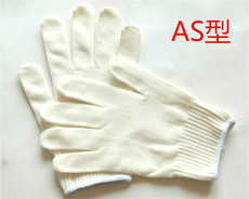 有质量标准线手套AS型亮点价便宜结实耐用防护力强手戴舒服美观长期用手不刺痒水洗可再用