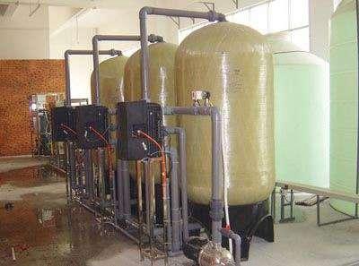 郑州除铁除锰设备