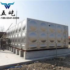 铜梁白钢组合水箱厂家