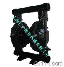 气动球墨隔膜泵RG40、不锈钢隔膜泵、铝合金隔膜泵、PVDF隔膜泵
