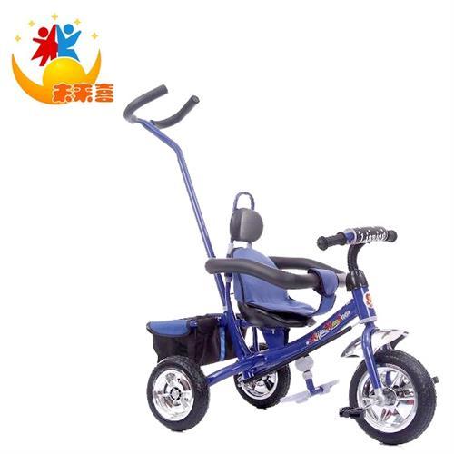 厂家批发新款多功能手推儿童三轮车